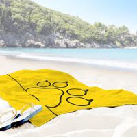 ce13c15ff9 Toalha De Praia   Banho Pet Love