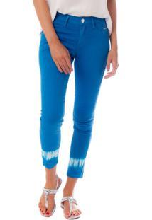 Calça Feminina Redplay Azul - 36