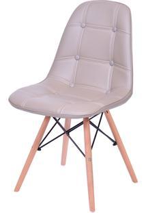 Cadeira Eames Eifeel Botone Ordesign Rosa - Rosa - Dafiti