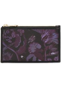 Paul Smith Porta-Moedas Com Estampa - Preto