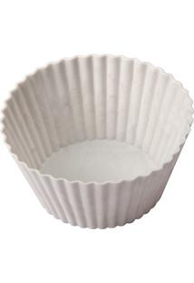 Forma Para Bolo Kenya Marble- Off White- 4,3Xã˜7Cm