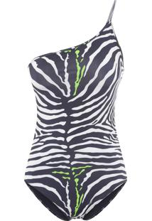 Maiô Cobá Zebra - Animal Print