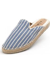 Mule Sloul Repouso Jeans - Kanui