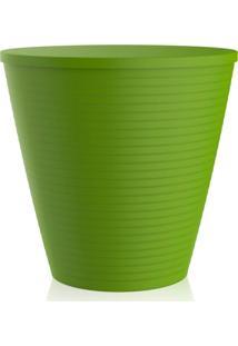 Banco   Banqueta Fluor Polipropileno Verde I'M In