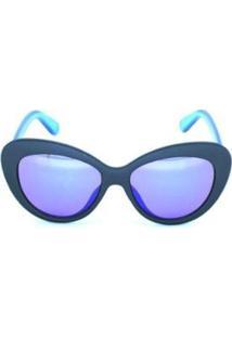 Óculos De Sol Triton Eyewear - Feminino-Rosa
