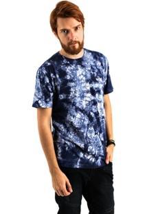 Camiseta Aes 1975 Tie Dye-M - Masculino