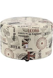 Puff Pastilha Nobre Love London Stay Puff Bege