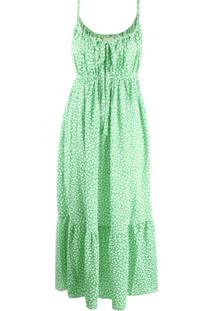 Michael Michael Kors Vestido Casual - Verde