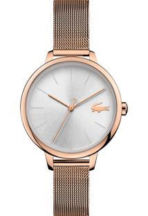 Relógio Lacoste Feminino Aço Rosé - 2001103