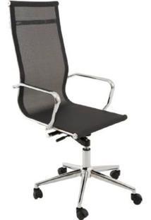 Cadeira Office Rivatti Sevilha Alta Preta