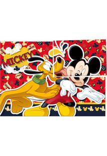 Painel Decorativo Mickey 126X88Cm Regina