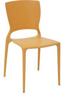 Cadeira Tramontina Sofia 92236/090 Laranja Se
