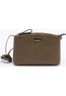Bolsa Shoulder Bag Verde Cacto - P