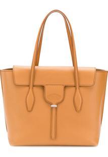 Tod'S Joy Shoulder Bag - Neutro