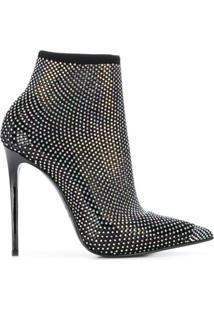 Le Silla Ankle Boot Gilda - Preto