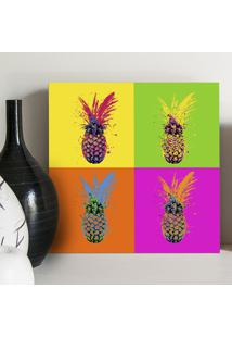 Quadro - Pop Pineapple