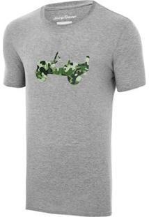 Camiseta Jeep Willys Military Jungle Masculina - Masculino