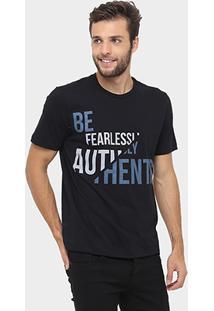 Camiseta M. Officer Authentic - Masculino