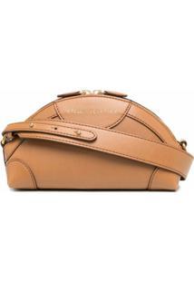 Stella Mccartney Mini Doctor Shoulder Bag - Marrom