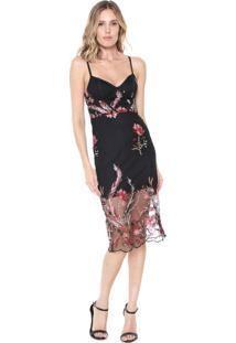 10442f154f Vestido Colcci Tule feminino