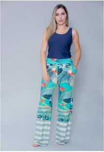 Calça Imagivan Pantalona Feminina - Feminino