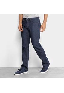 Calça Jeans Reta Rockblue Tradicional Masculina - Masculino