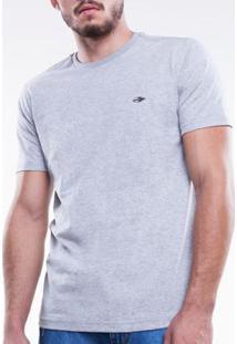 Camiseta Mormaii Básica Leve Taquarinhas Masculina - Masculino