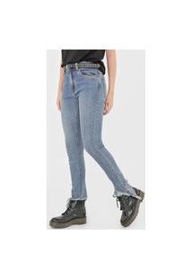 Calça Jeans John John Skinny Straza Azul