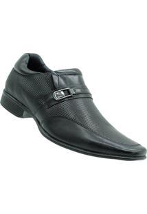 Sapato Rafarillo Office Flex Masculino - Masculino-Preto