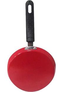Frigideira Para Tapioca Kitchen Fun - Casambiente - Vermelho