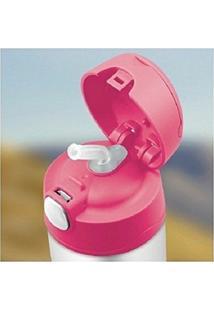 Garrafa Térmica Infantil Funtainer 355Ml - Feminino