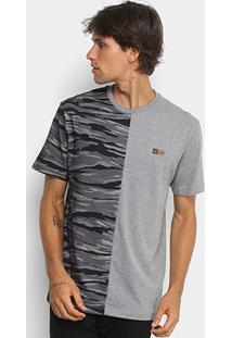 Camiseta Mcd Especial Duo Camouflage Masculina - Masculino