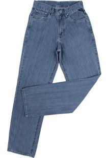 Calça Jeans Tassa Azul Claro