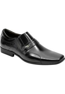 Sapato Gasparini 193-N - Masculino-Preto