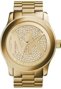 564ebd86027 Relógio Digital Dobravel Michael Kors feminino