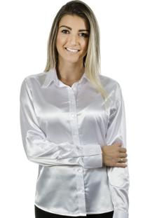 Camisa Pimenta Rosada Isidora Branca