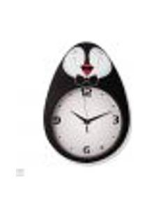 Relógio De Parede Pinguim