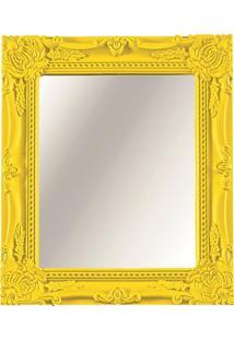 Espelho Polaris Amarelo 20X25Cm Mart 2953