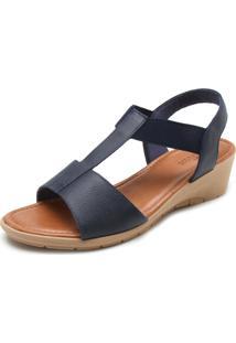 608b376178 Sandália Elastico Usaflex feminina