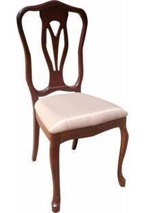 Cadeira Veneza Madeira Maciça Design Italiano