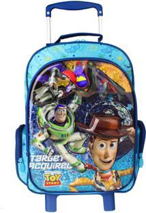 Mochilete Toy Story Azul Dermiwil
