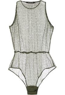 Kitx Body 'Gift Web' - Verde