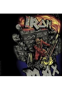 Camiseta Iron Max - Masculina