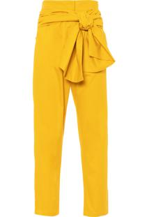 Calça Feminina Cenoura Era - Amarelo