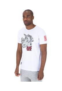Camiseta Ecko Estampada E508A - Masculina - Branco