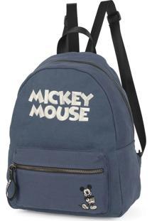 Bolsa Mochila Disney Mickey Petróleo