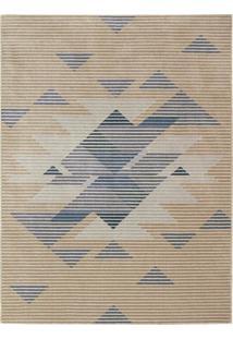 Tapete Supreme Piramides 1,50X2,00 Sã£O Carlos Lanã§Amento - Multicolorido - Dafiti