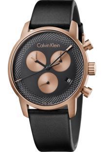 6e2450171dad9 ... Relógio Calvin Klein K2G17Tc1 Dourado