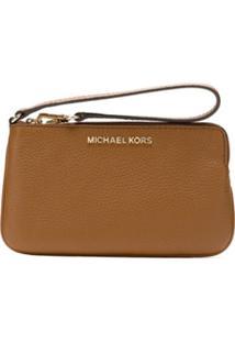 Michael Michael Kors Carteira Jet Set Grande - Marrom