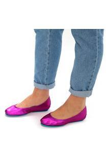 Sapatilha Feminina Pink Keston
